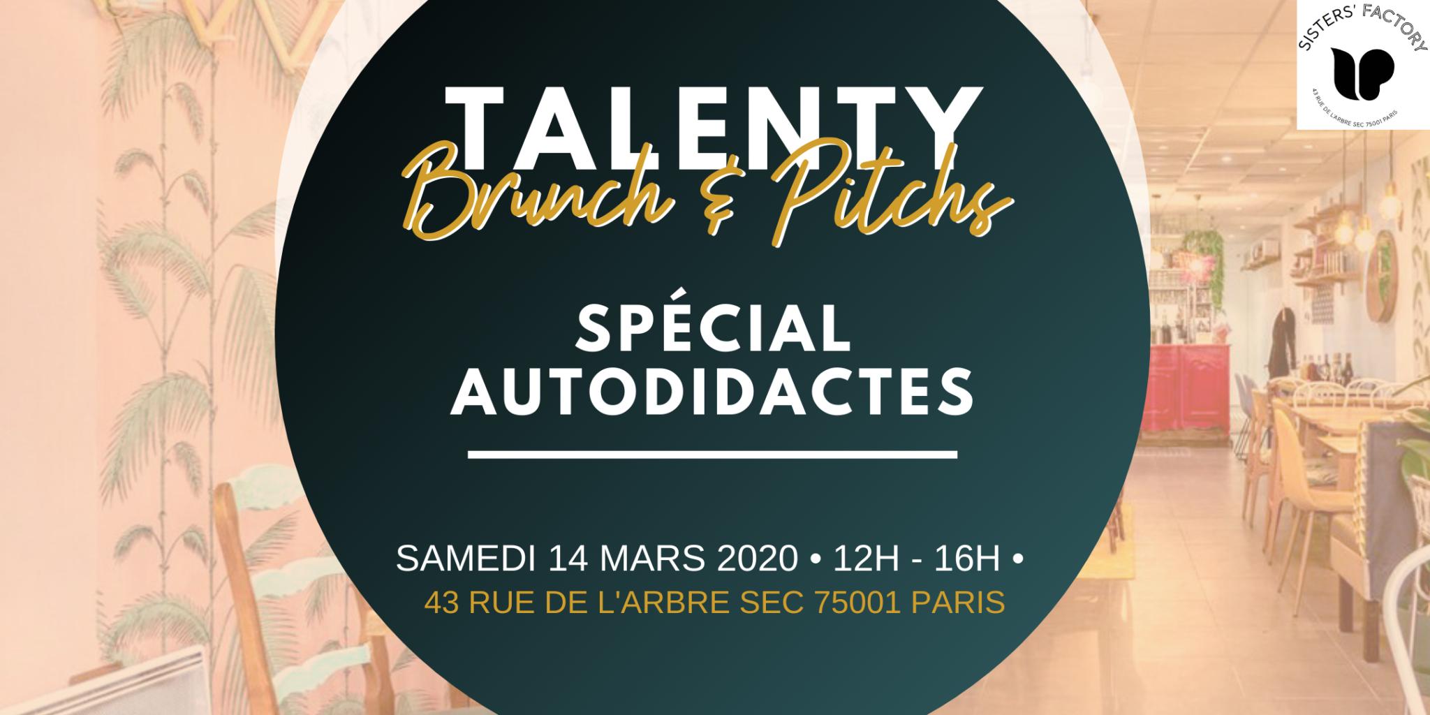 brunch & pitch